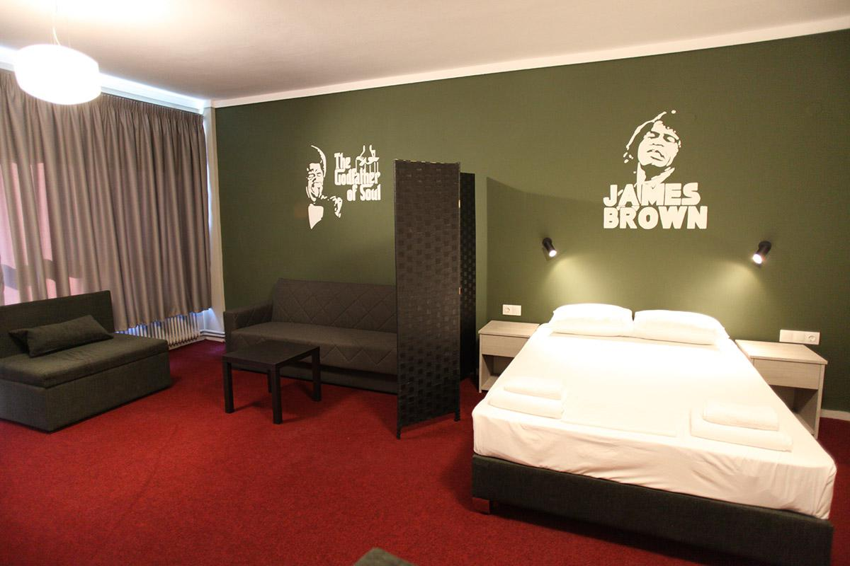 Deluxe room on STAY